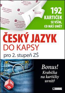 Obrázok Český jazyk do kapsy pro 2. stupeň ZŠ