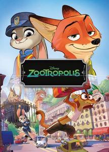 Obrázok Zootropolis
