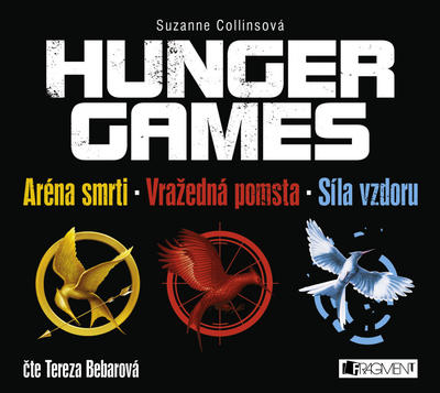 Obrázok CD Hunger Games komplet