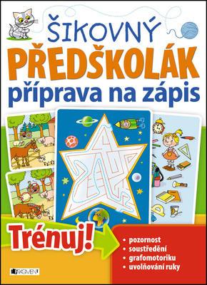 Obrázok Šikovný předškolák Příprava na zápis