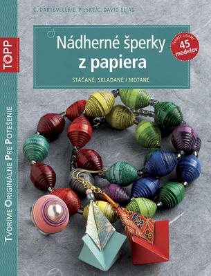 Obrázok TOPP Nádherné šperky z papiera