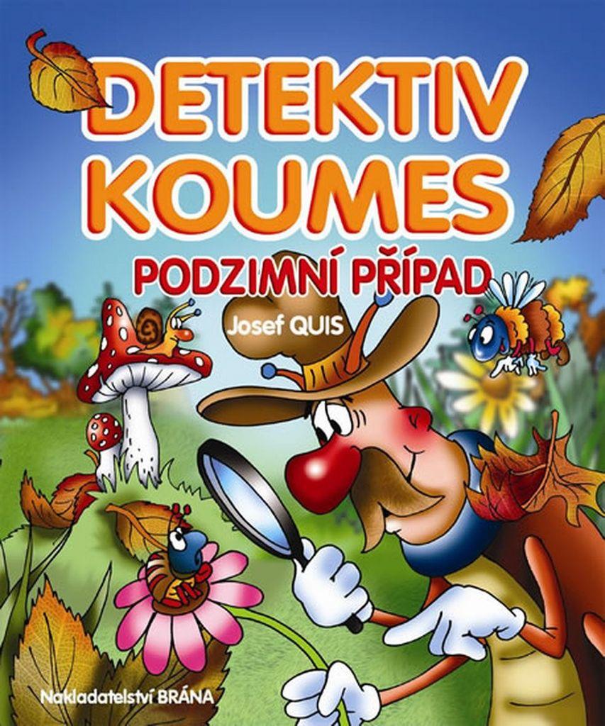 Detektiv Koumes Podzimní případ (1) - Josef Quis