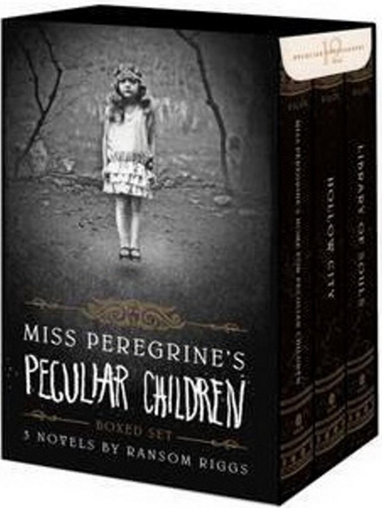 Miss Peregrine's Peculiar Children - Ransom Riggs