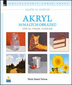 Obrázok Naučte se malovat Akryl