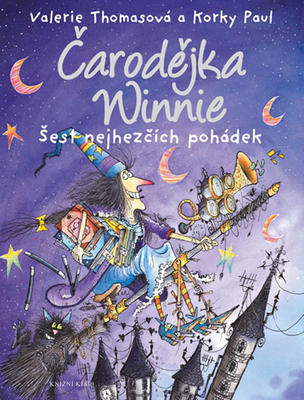 Obrázok Čarodějka Winnie Šest nejhezčích pohádek
