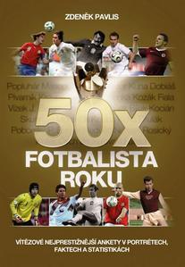 Obrázok 50x Fotbalista roku