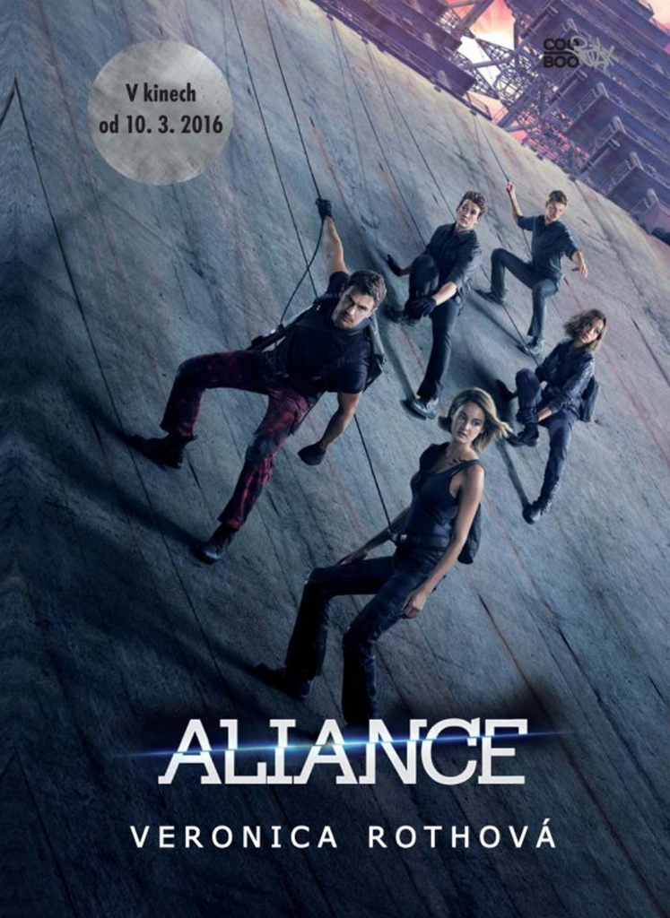 Aliance (filmové vydání) - Veronica Rothová