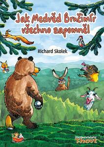 Obrázok Jak Medvěd Bručimír všechno zapomněl