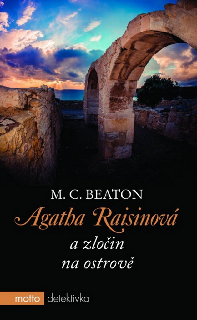 Agatha Raisinová a zločin na ostrově - M.C. Beaton