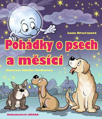 Obrázok Pohádky o psech a měsíci