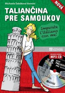 Obrázok Nová taliančina pre samoukov + CD