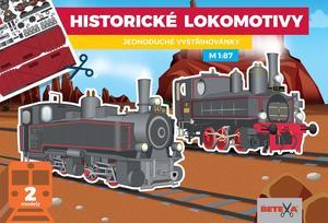 Obrázok Historické lokomotivy