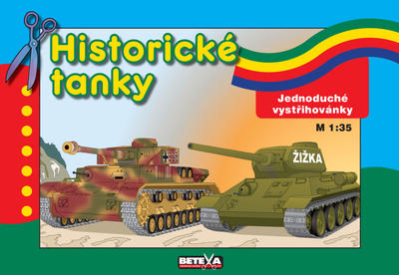 Obrázok Historické tanky