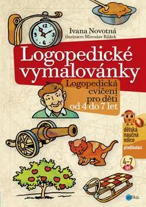 Obrázok Logopedické vymalovánky