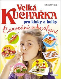 Obrázok Velká kuchařka pro kluky a holky