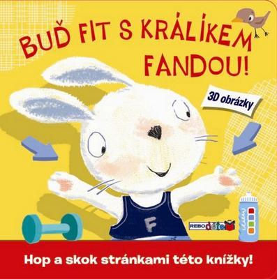 Obrázok Buď fit s králíkem Fandou