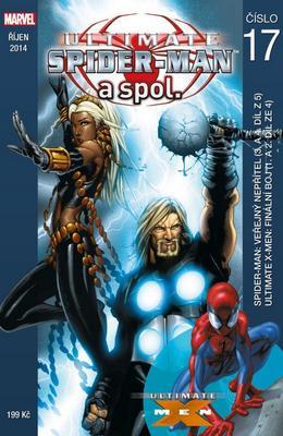 Obrázok Ultimate Spider-Man a spol. 17