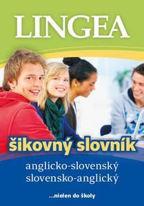 Obrázok Anglicko-slovenský slovensko-anglický šikovný slovník