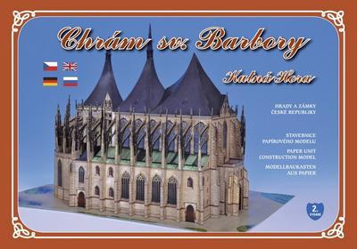 Obrázok Chrám sv. Barbory Kutná Hora