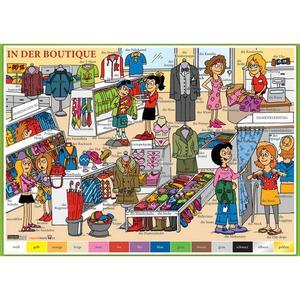 Obrázok Karta In der Boutique
