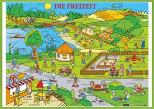 Obrázok Karta Die Freizeit