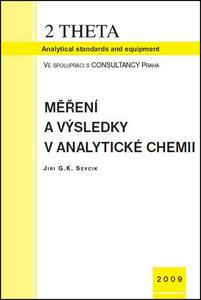 Obrázok Měření a výsledky v analytické chemii, včetně CD