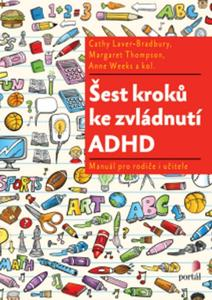 Obrázok Šest kroků ke zvládnutí ADHD