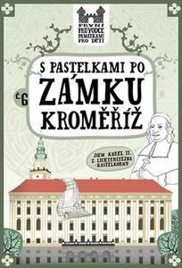 Obrázok S pastelkami po zámku Kroměříž