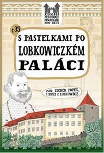 Obrázok S pastelkami po Lobkowiczkém paláci