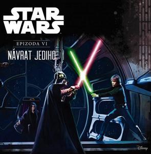 Obrázok STAR WARS Návrat Jediho