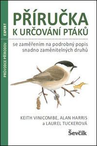 Obrázok Příručka k určování ptáků