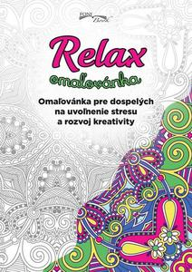 Obrázok Relax omaľovánka