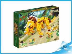Obrázok BanBao stavebnice Creatables postav si zvíře 3v1 lev