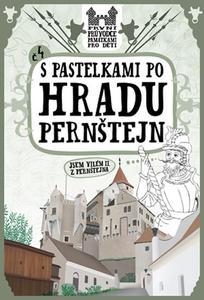 Obrázok S pastelkami po hradu Pernštejn
