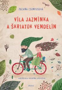 Obrázok Víla Jazmínka a škriatok Vendelín