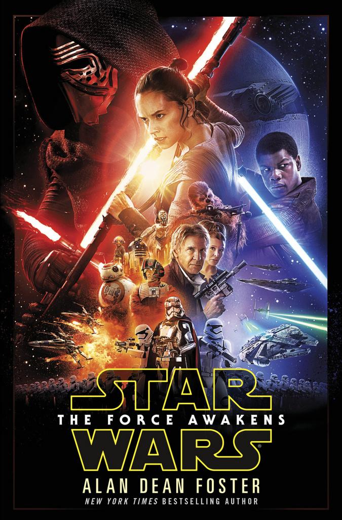 Star Wars The Force Awakens - Alan Dean Foster