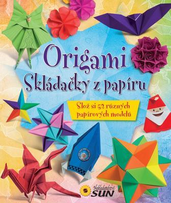 Obrázok Origami Skládačky z papíru