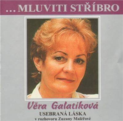 Obrázok Mluviti stříbro Věra Galatíková