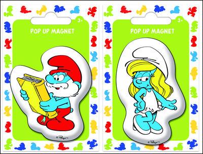 Obrázok Magnet Šmoulové