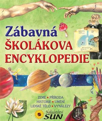 Obrázok Zábavná školákova encyklopedie