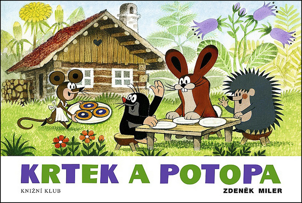 Krtek a potopa - Zdeněk Miler