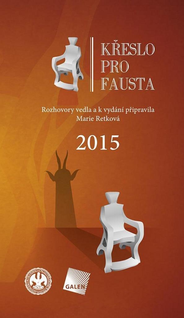 Křeslo pro Fausta 2015 - Marie Retková