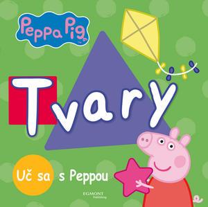 Obrázok Peppa Pig Uč sa s Peppou Tvary