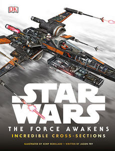 Obrázok Star Wars The Force Awakens Incredible Cross Sections