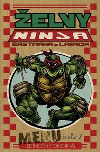 Obrázok Želvy Ninja Menu číslo 2