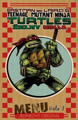 Obrázok Želvy Ninja Menu číslo 3