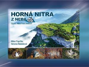 Obrázok Horná Nitra z neba