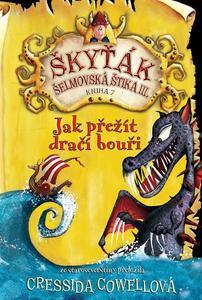 Obrázok Škyťák Jak přežít dračí bouři (kniha 7)