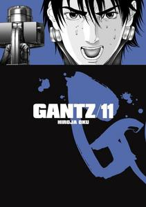 Obrázok Gantz 11
