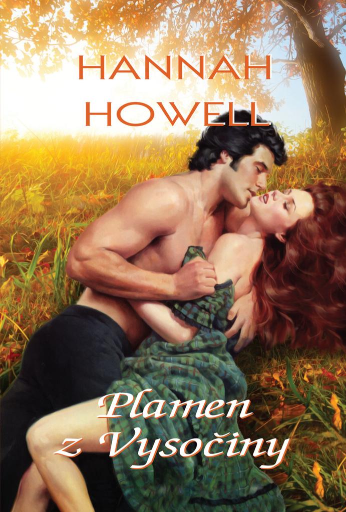 Plamen z Vysočiny - Hannah Howell